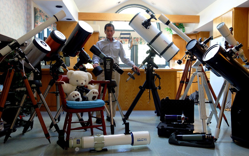 how to choose the right telescope