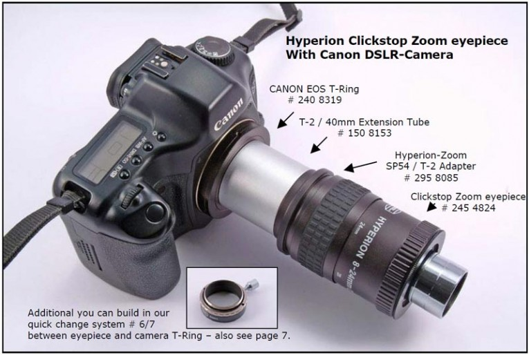Astrophotography On A Budget