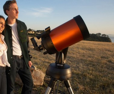 Celestron NexStar Evolution 8 GoTo Telescope Review