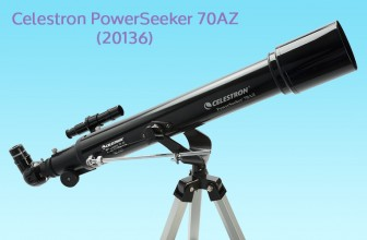 Celestron PowerSeeker 70AZ (20136) Review